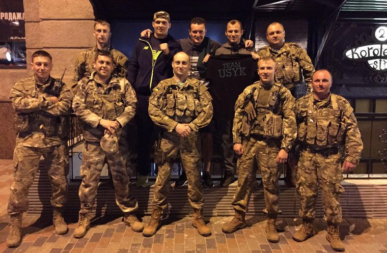 Днепропетровские волонтеры собирают помощь 54-й бригаде, которая обороняет один из самых тяжелых участков передовой - Цензор.НЕТ 7937