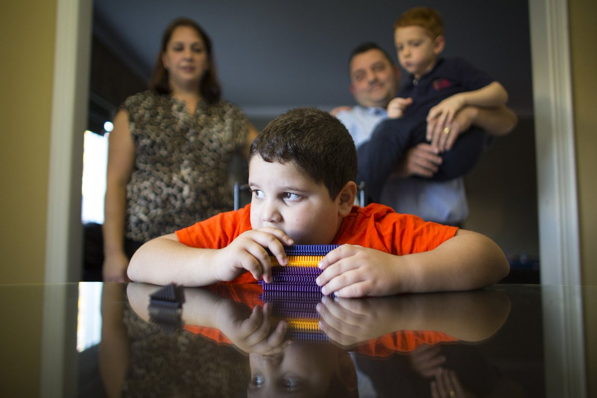 School boards urge province to reconsider eligibility req's for autism treatment program
