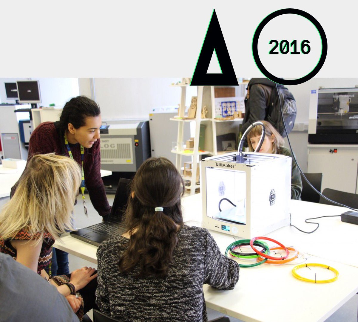 Make Fablab DoES Liverpool And 6 Others