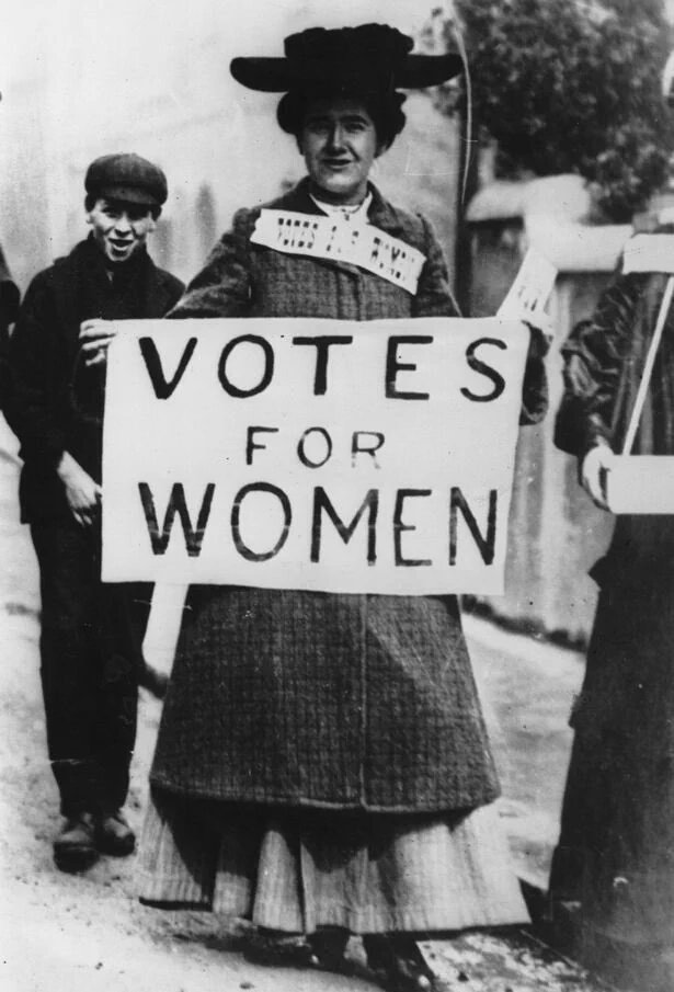 It's #PollingDay in the UK so be sure to have your say. Women have fought for the right to vote around the world! https://t.co/p0eAtCDIgT