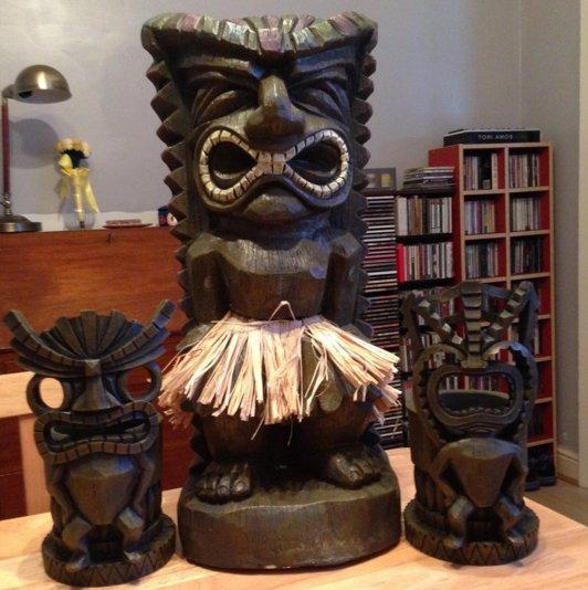 Tiki Garden Statues Uk Garden Ftempo