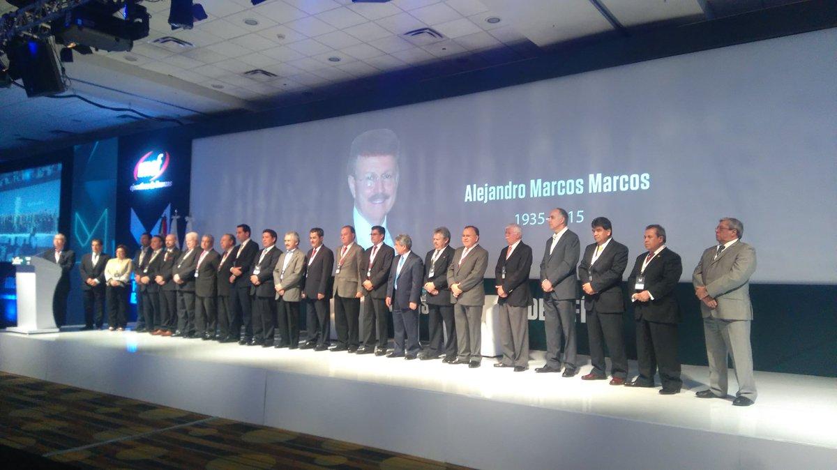 El C.P. Alejandro Marcos Marcos dejó un gran legado caracterizado por su tenacidad, perseverancia y liderazgo. https://t.co/B8nr7d0gI3
