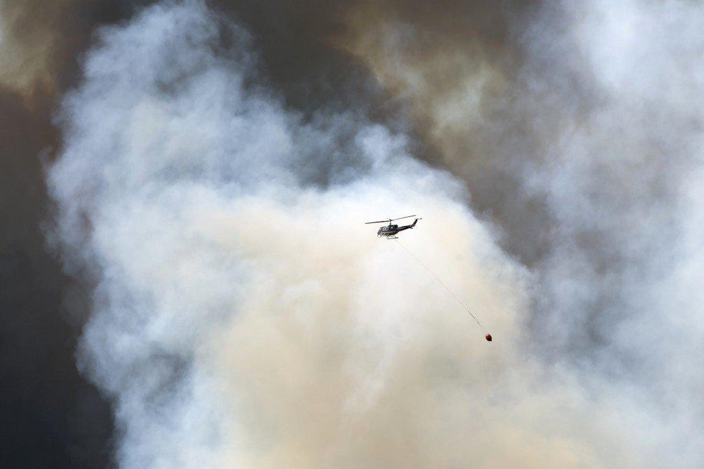 RT @MikeHudema Massive Wildfire Displaces Thousands Amid Historic Heat Wave https://t.co/JJHSHrV1M5 #climatechange #ymmfire #ABfire