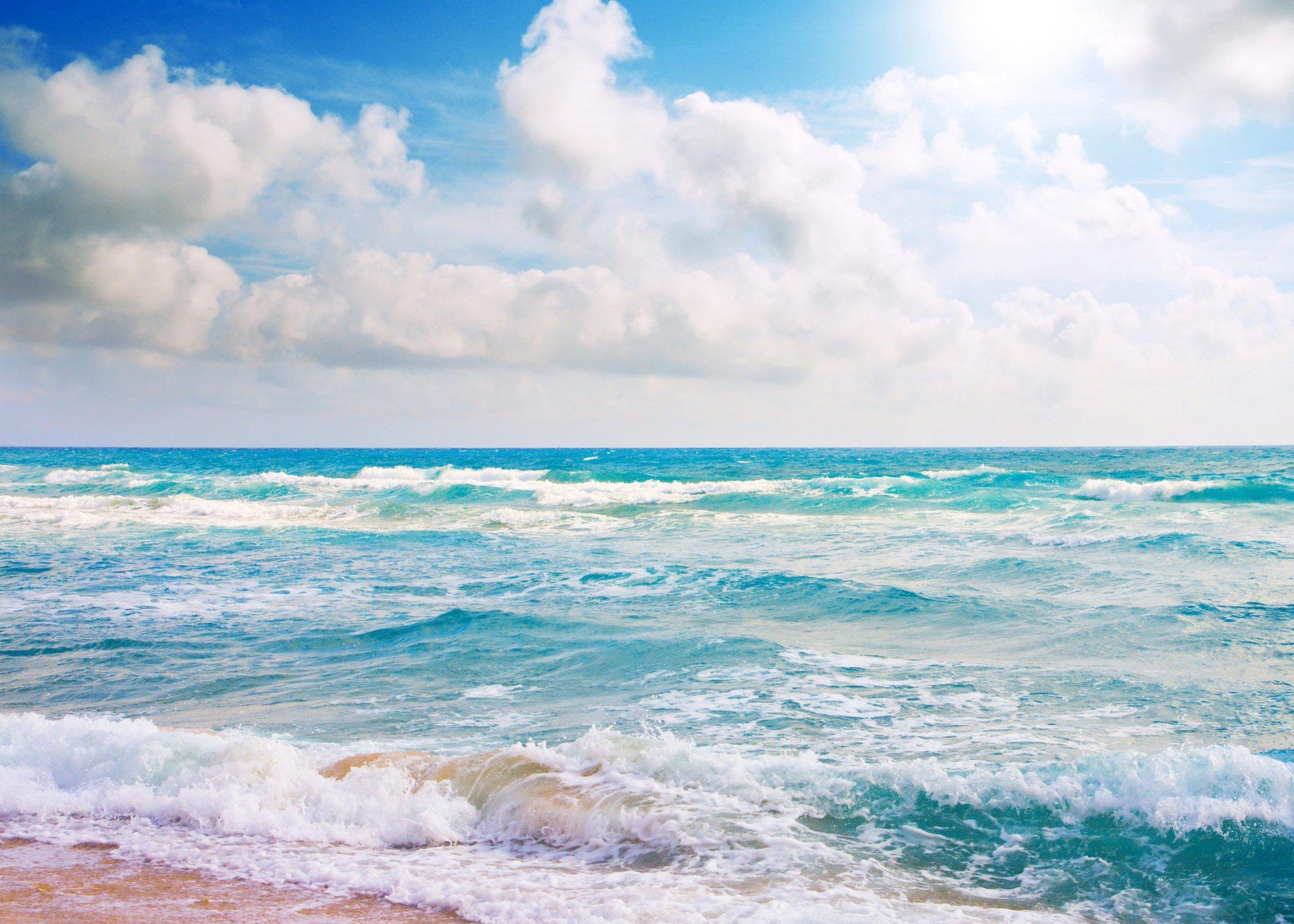 Открытки, картинки волны моря