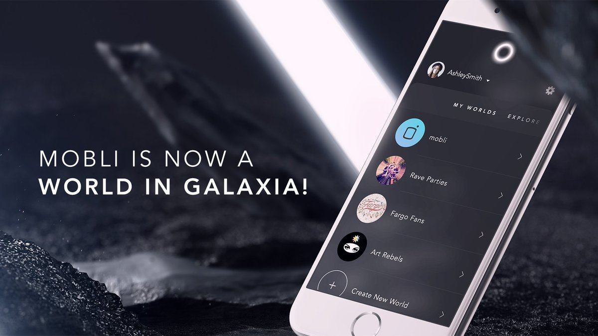 Galaxia welcomes mobli users on board! Download & login with your mobli credentials https://t.co/YPz4P8Dxev https://t.co/vFgLiyyTyY
