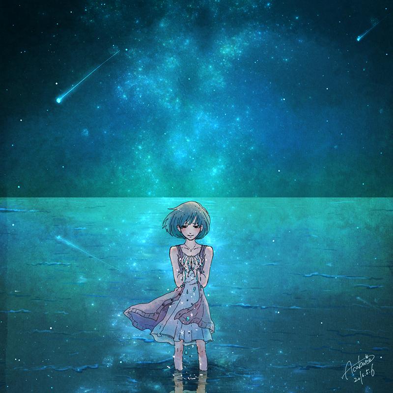 Akko On Twitter At Acabanefact とてもとても綺麗なイラストですね