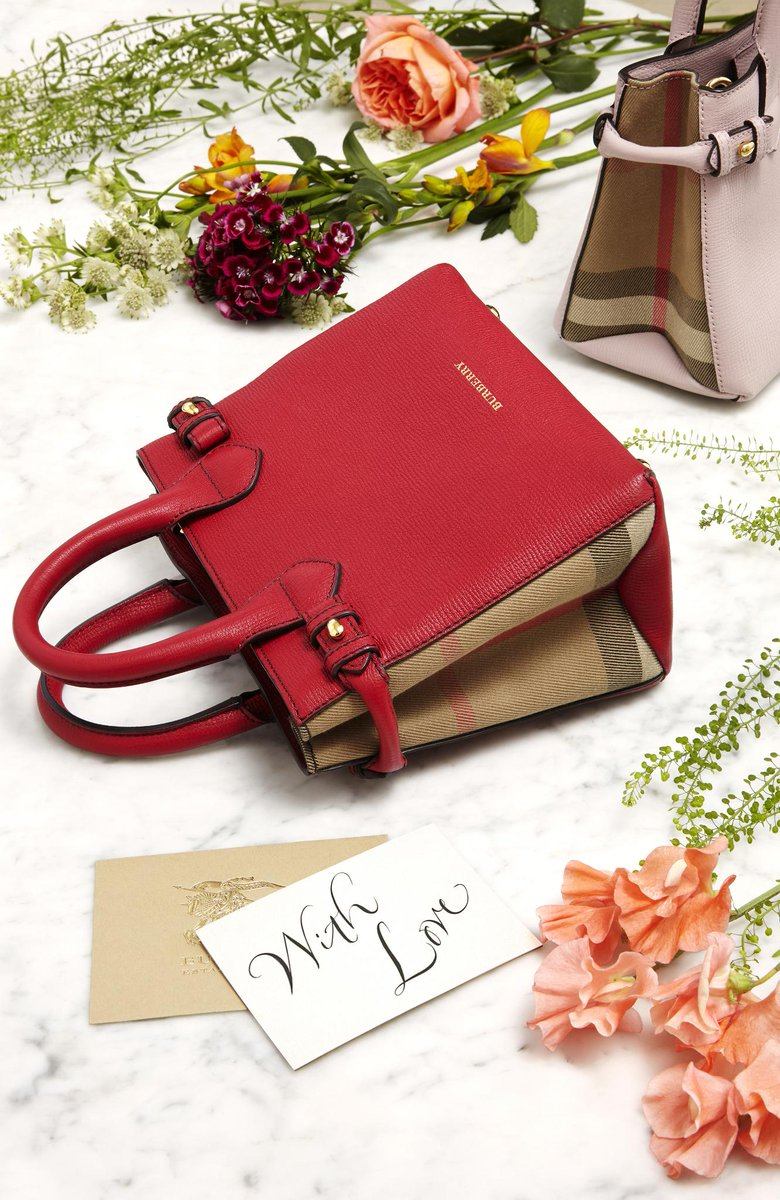 2a5fc4d2ad3b the baby banner bag from burberry for mother s day shop signature bags  burberrygifts