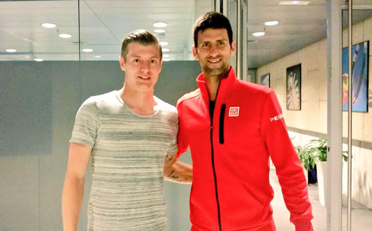 ¿Cuánto mide Novak Djokovic? - Altura - Real height Chtmg2xVEAQbjzG
