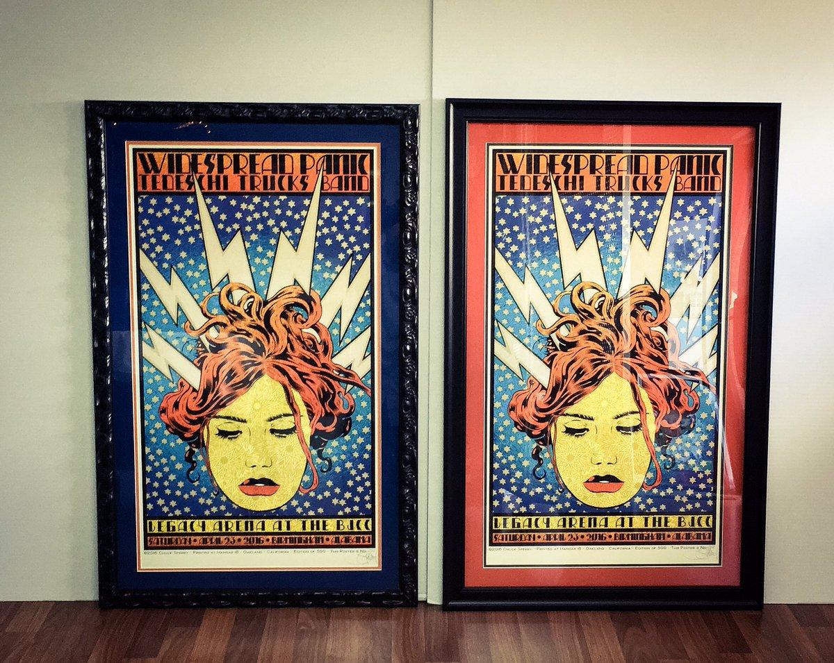 Framed Show Prints on Twitter: \