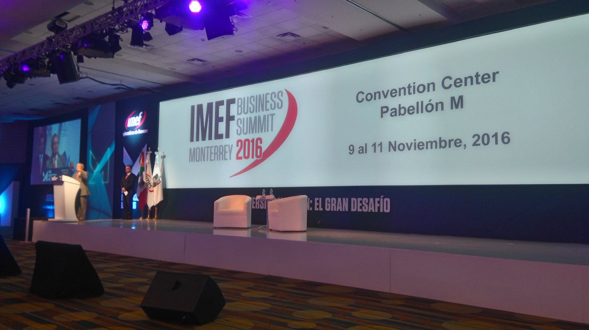 Save the Date:IMEF Business Summit. November 9-11,2016 #Mty @IMEFOficial https://t.co/CFopjD8Dft
