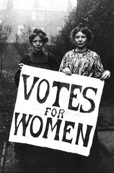 Whoever you chose we hope you cast your vote today. Thanks to brilliant women who went before & made it possible https://t.co/dkaILPpcP6