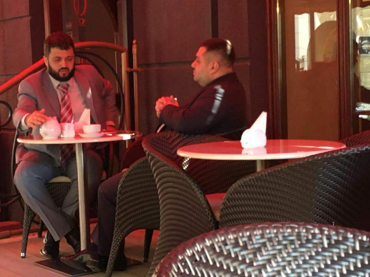 Депутата БПП Грановского застали в компании скандального прокурора Лысенко - Цензор.НЕТ 9673