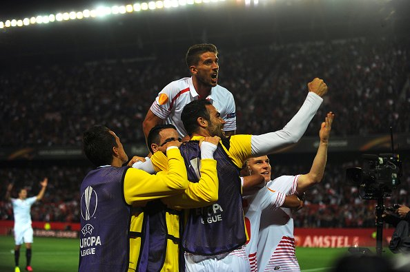 Video: Sevilla vs Shakhtar Donetsk