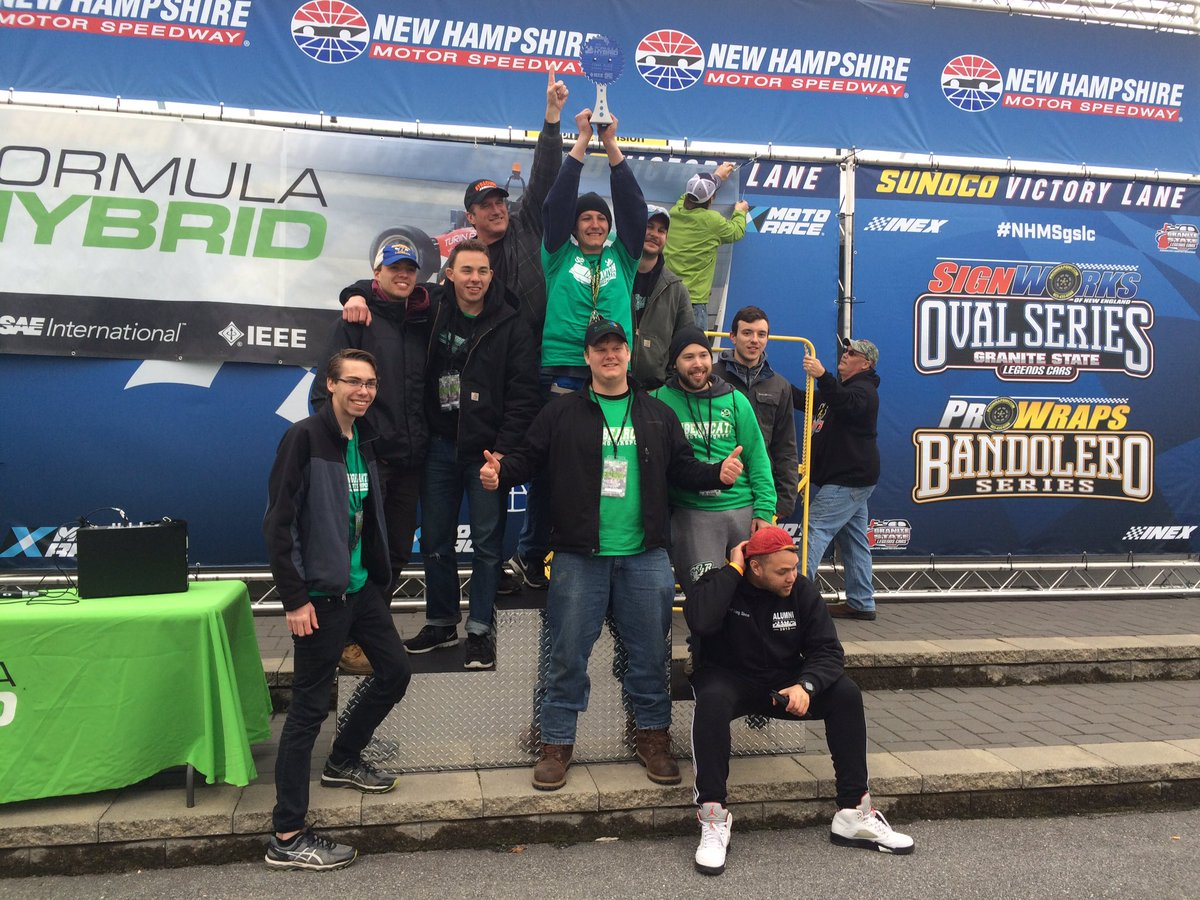 It's all over til 2017.  I'll leave @Formula_Hybrid with this picture of Binghamton celebrating. #FormulaHybrid16 https://t.co/Kgn3OrbUXm