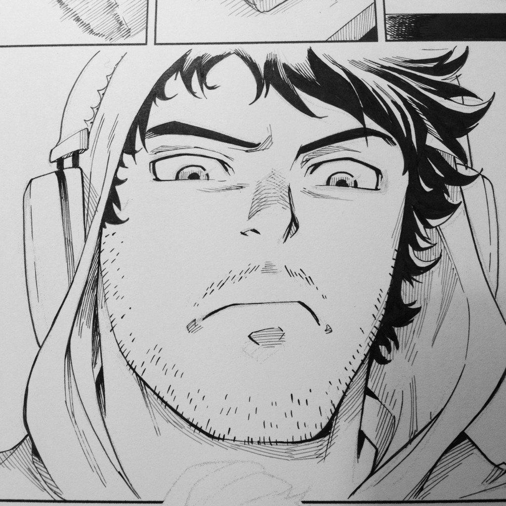 Le manga du Visiteur du Futur : La Brigade Temporelle - Page 3 Chu_aGKXEAQ2x-j
