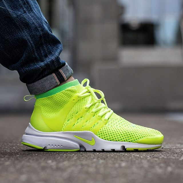 Nike Presto Ultra Flyknit On Feet