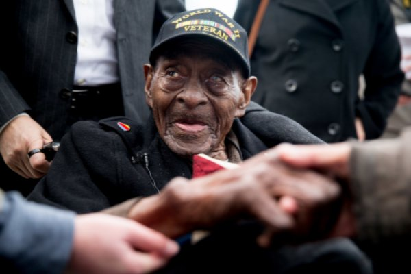 110-year-old WWII Veteran from Louisiana Dies https://t.co/ToAnK86wVN #Military https://t.co/xM6jlivEkT