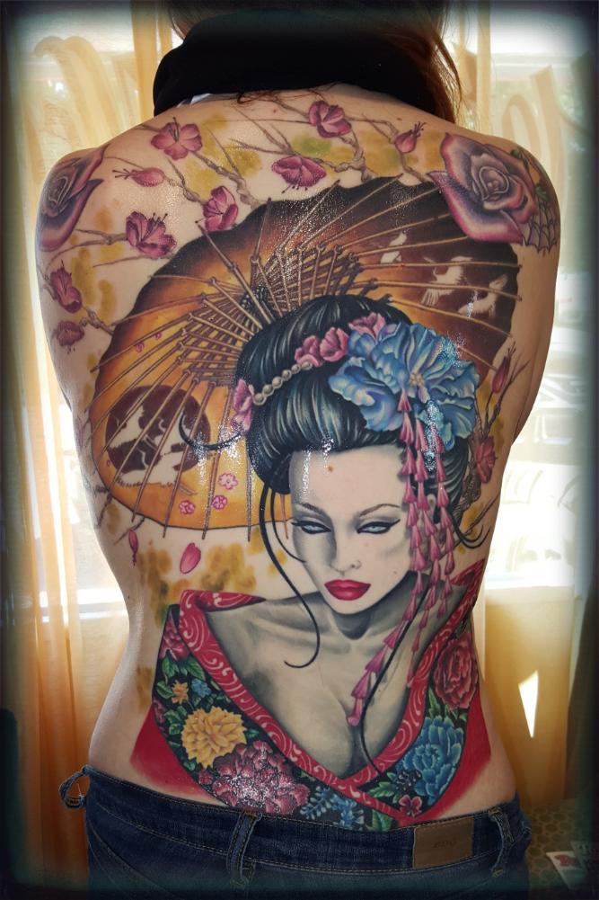 Rod tattoo hot alley