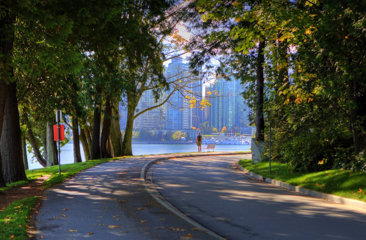 Find out why Stanley Park is one of the Greatest Urban Parks in the World:   explorebc