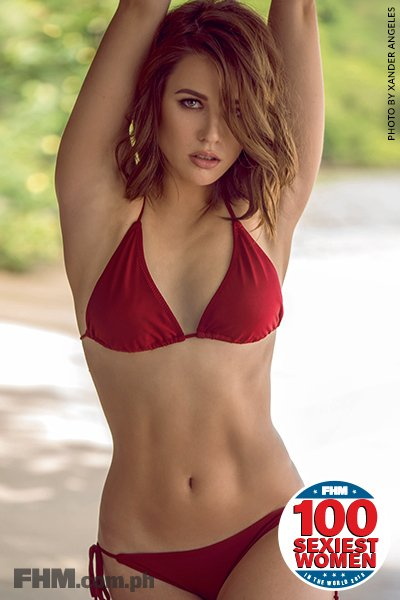 2016 Hottest Actresses Media Tweets By Fhm Philippines