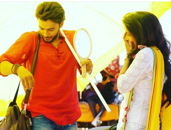 Vividha and Atharva Pictures