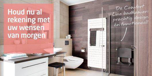 De Comfort Line #badkamer is samengesteld voor diegene die een dagje ouder wordt: https://t.co/6RU5oPZK1v https://t.co/Rqqg9GIvQV