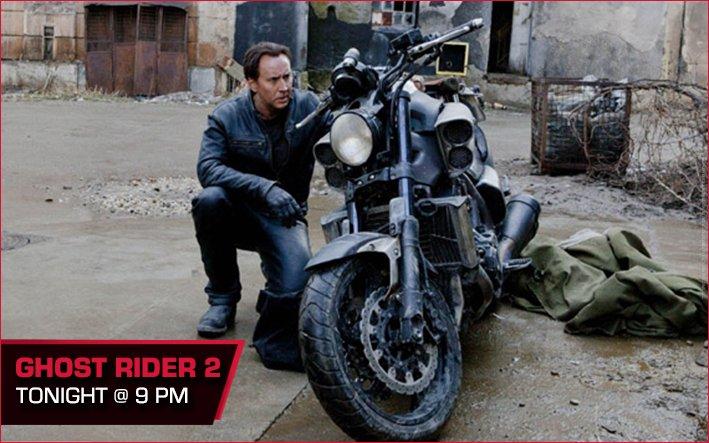 Harley Davidson Movie: Johnny Blaze: Guess The Bike Johnny Blaze Rides In The
