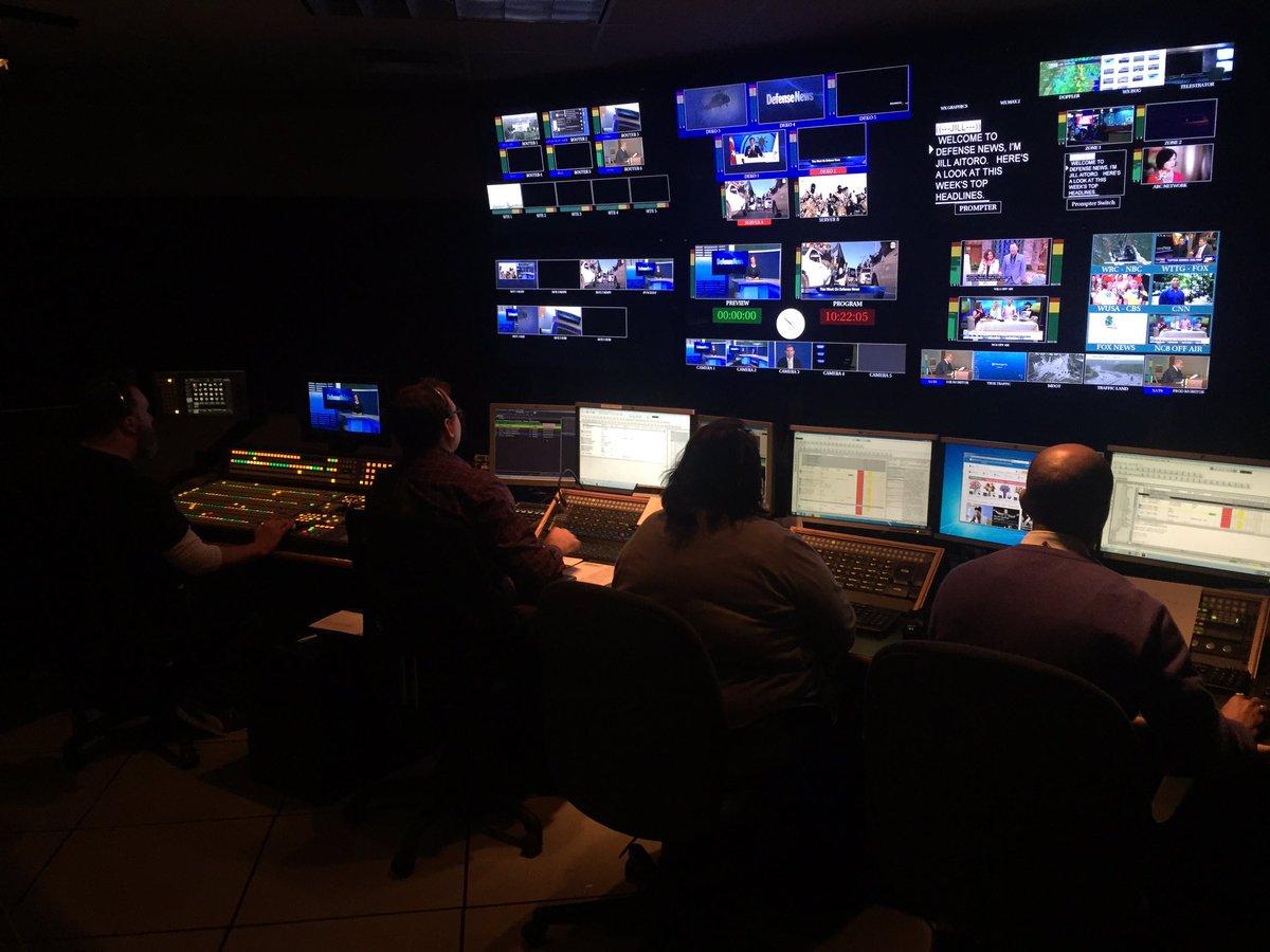 Watch Defense News TV on WJLA/ABC this Sunday. Interview with Dr Daveed Gartenstein-Ross @followFDD @DefenseNewsTV