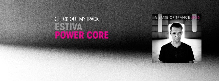 Excited to be part of @arminvanbuuren 's new @asot compilation! #asot2016 #powercore Get: https://t.co/PpQ2hm0ulb https://t.co/K1xDgUeqpK
