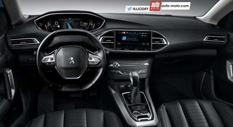 Julien jodry on twitter scoop future peugeot 308 for Interieur nouveau 5008