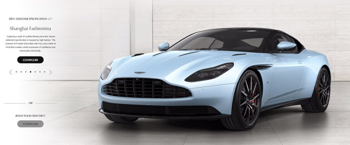 Aston Martin On Twitter Feeling Creative Our DB Configurator - Build your own aston martin