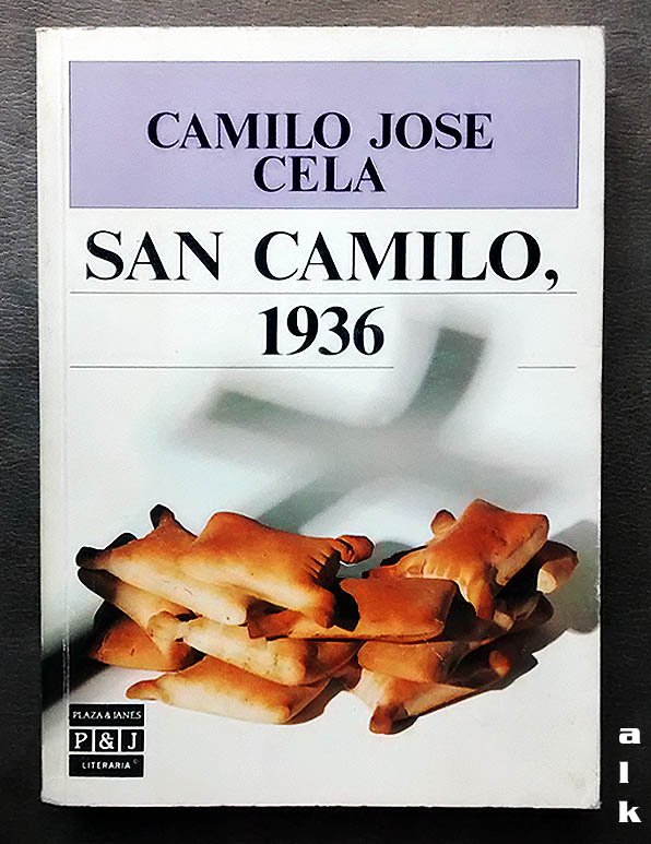 "Una purga preventiva. ""San Camilo"" #GuerraCivil #Madrid Cela en estado puro https://t.co/gOEc2lAUw1 https://t.co/r7HhuDeCT0"