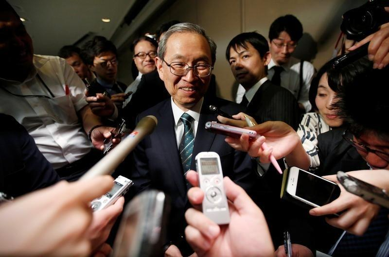 Toshiba nominates new CEO in bid to put accounting scandal behind it