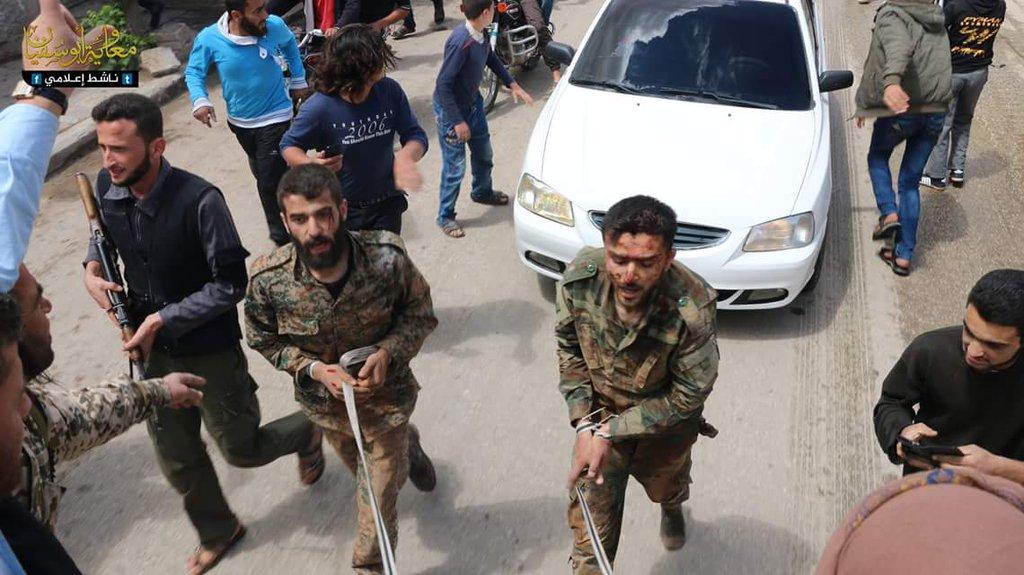 """أخـر الاخبـار والمستجدات جمعـة """" حلب تنتـصر """" 6-5-2016 - صفحة 3 Chxt5lSVIAATEuf"""
