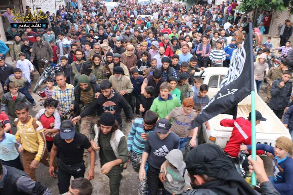 """أخـر الاخبـار والمستجدات جمعـة """" حلب تنتـصر """" 6-5-2016 - صفحة 3 Chxt5ncUgAAhzKF"""