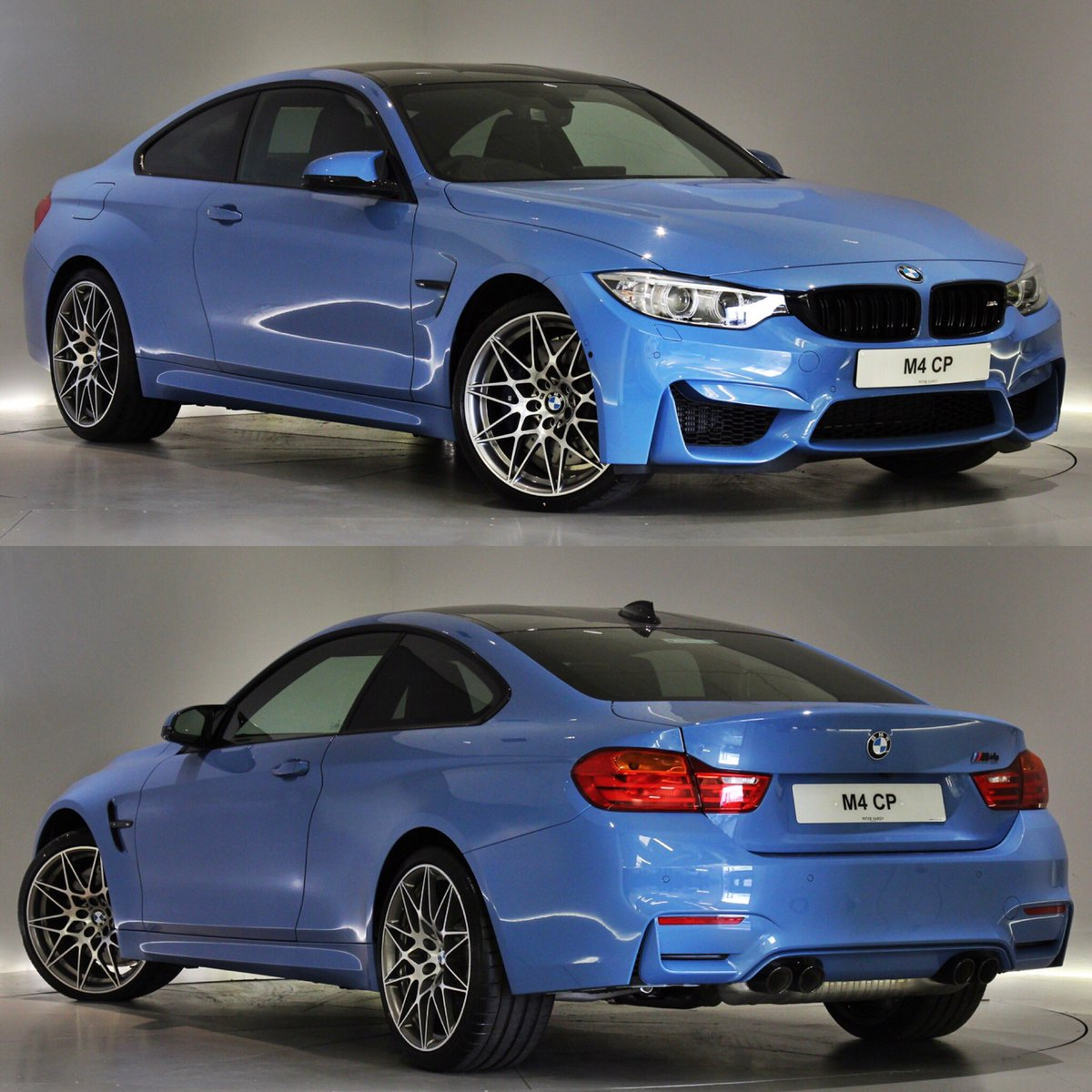 "Bmw Yas Marina Blue: Peter Vardy BMW On Twitter: ""Fresh In Stock: Competition"