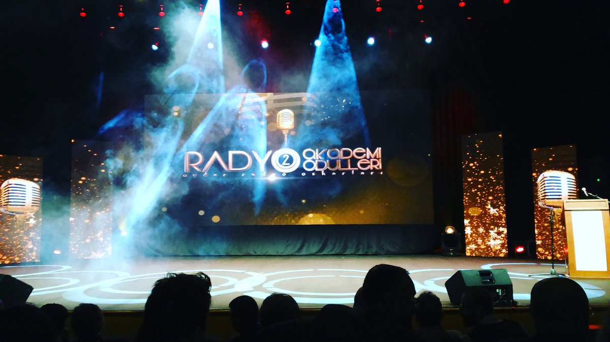 2016 Radyo Akademi Ödülleri Kazananları