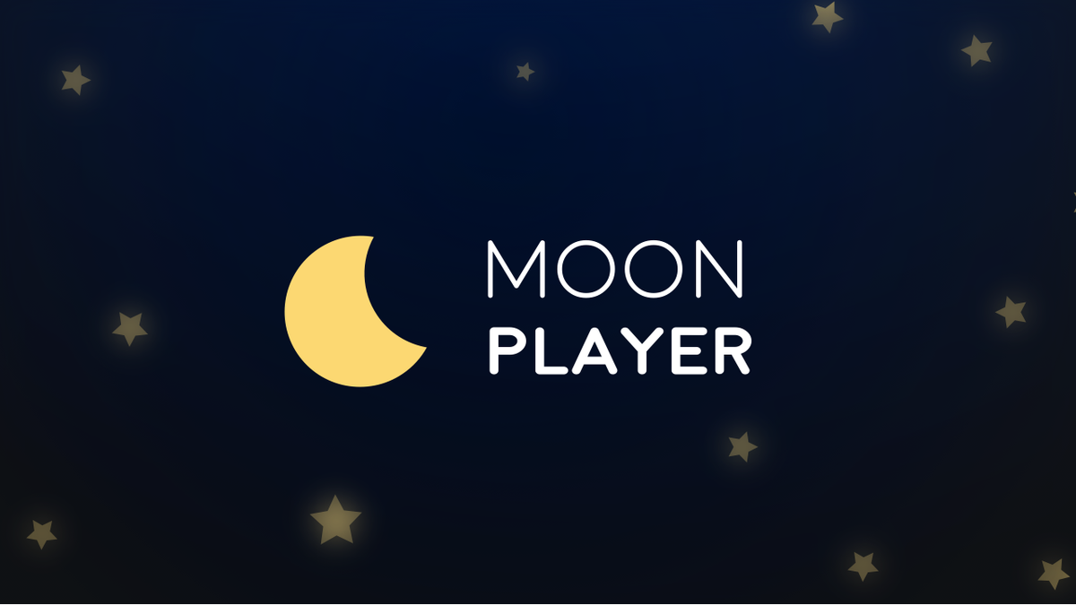 Moon Player : Video Player For VR (360/3D/2D)
