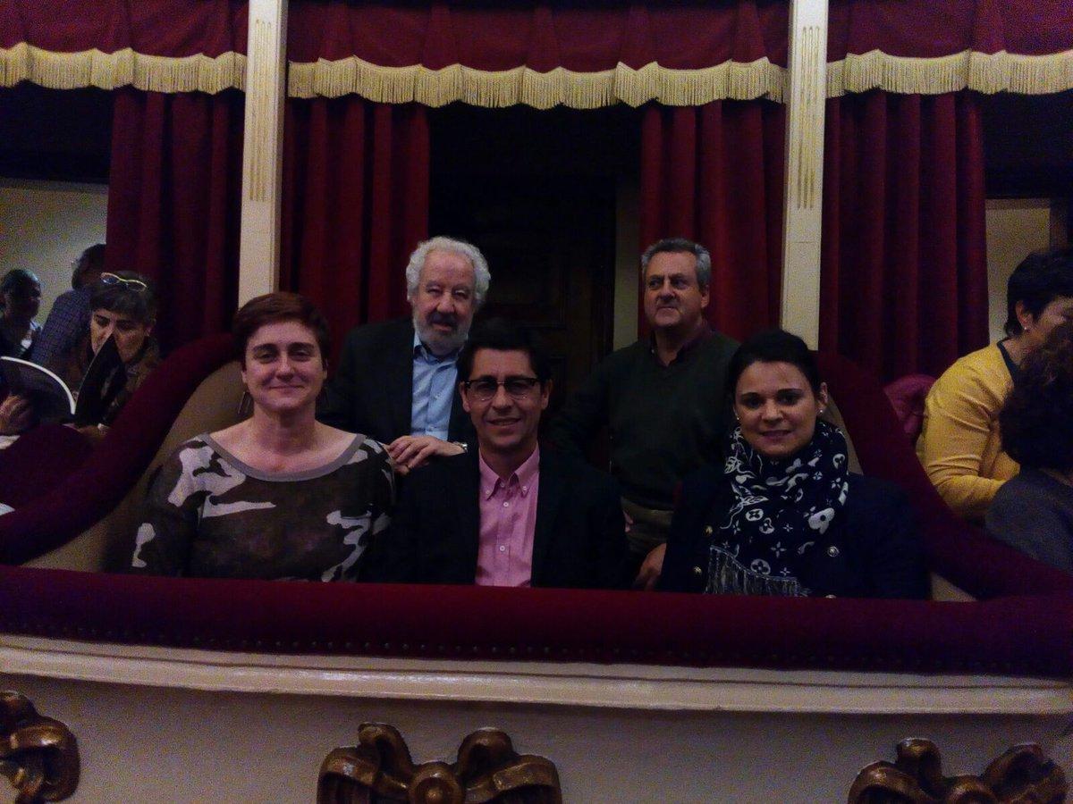 .@Cs_Asturias en el acto del #DiaDeLesLletresAsturianes en el Teatro Campoamor https://t.co/RLe9MXD9Vf