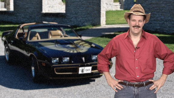 Happy birthday to Burt Reynolds!