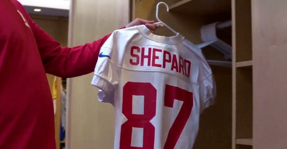 Oklahoma Football on Twitter: Sterling Shepard will wear No. 87 for