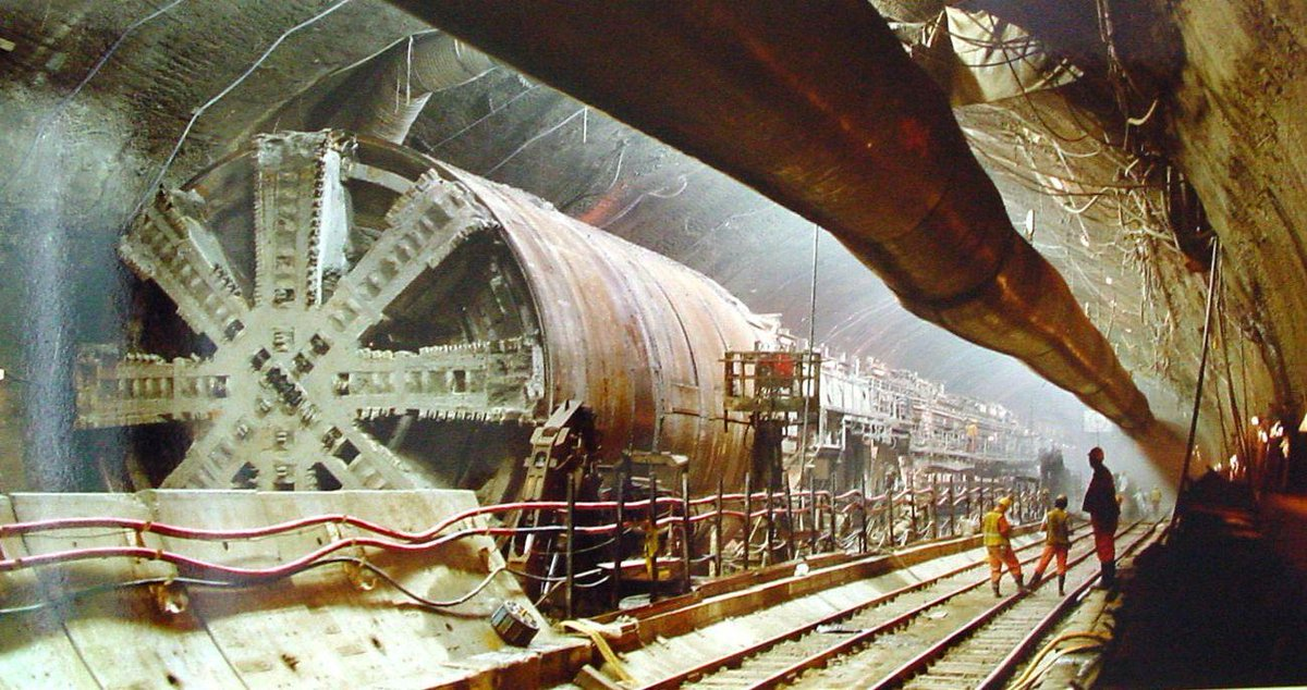 ChyUIaxVEAAO9Zf - The Channel Tunnel 25 years on