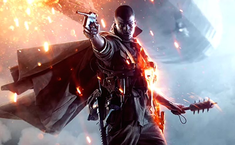 Next Battlefield game is called Battlefield 1, set in alternate WW1 history. https://t.co/Z6KOv27gNV