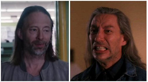 After all this time it was Thom Yorke that killed Laura Palmer. #TwinPeaks #Bob https://t.co/RAbP14ASIw