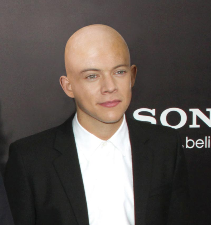 Fix It Jesus Harry Styles Just Shaved His Head Bald