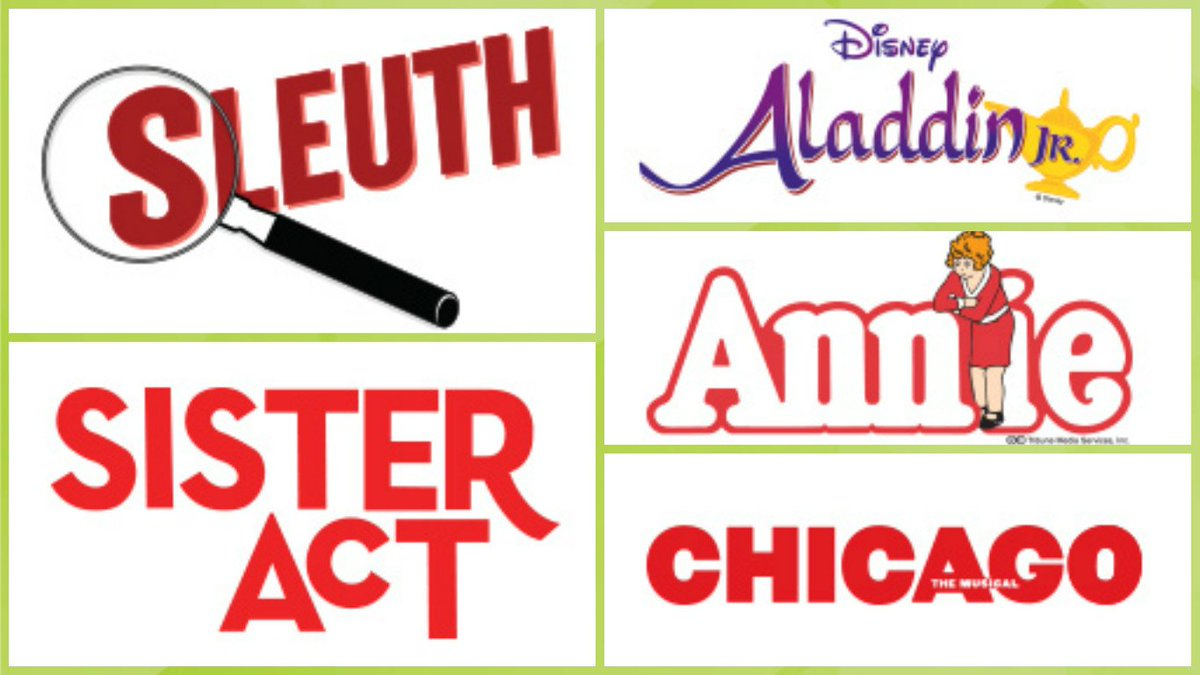 #CPCCSummerTheatre tickets are on sale. We have a popular lineup, so hurry and get yours! https://t.co/9FHlm73dmD https://t.co/ubdgNUxLTQ