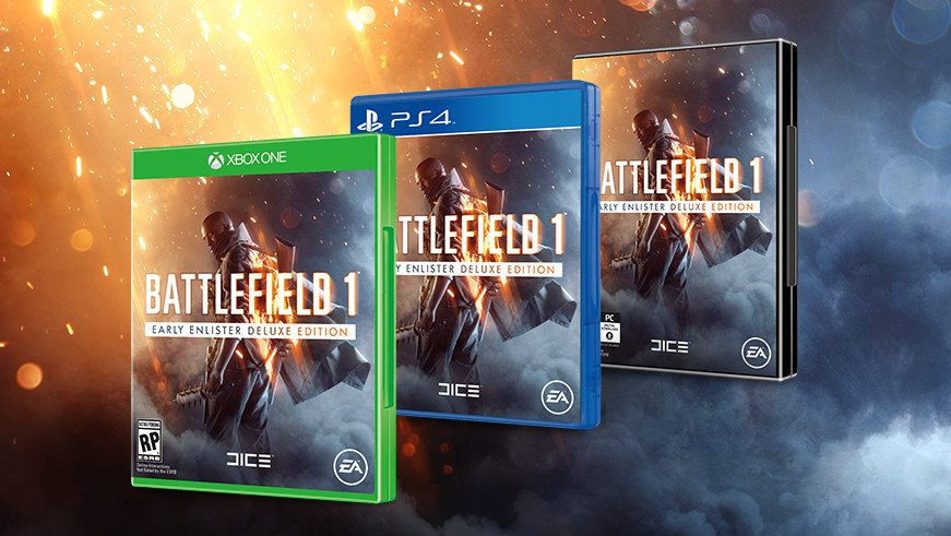 Battlefield 1 Collector's Edition Revealed 3