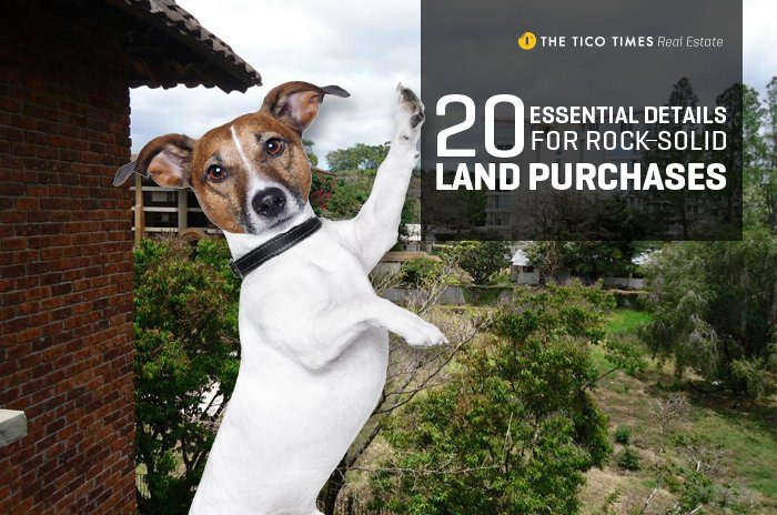 20 essential details to make buying land in Costa Rica a rock-solid investment https://t.co/BkrXOnE8Rf https://t.co/x6NIsLKR2m
