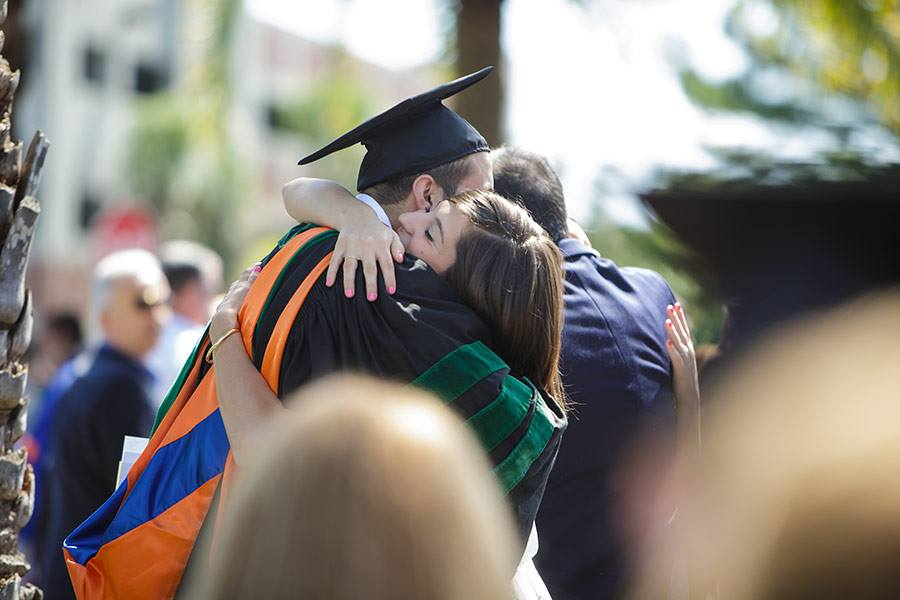 Are you ready for @UF COM Commencement? The live stream starts now! #GatorMD #UFGrad https://t.co/xePKWggHxs https://t.co/n5frPundvi