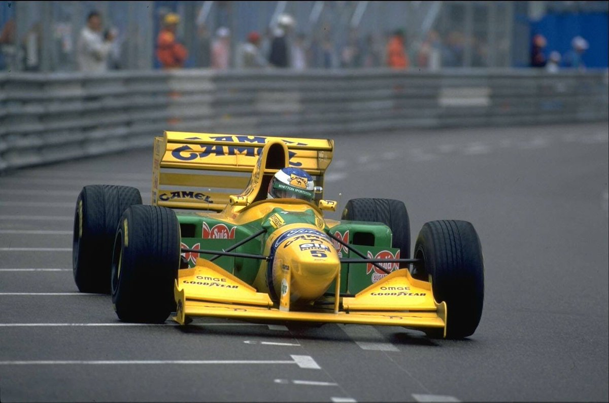 f1 in the 1990s on twitter michael schumacher camel. Black Bedroom Furniture Sets. Home Design Ideas